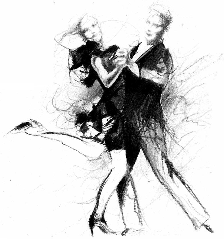 Danse salon lattes loisirs culture - Musique danse de salon ...